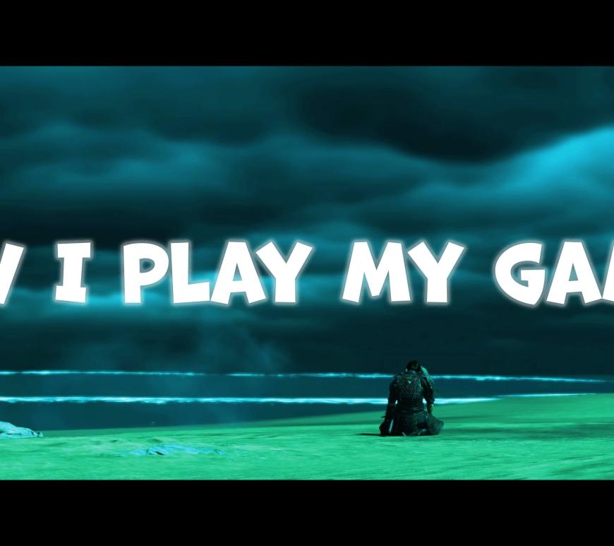 How I Play Games - Tsushima